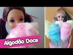 Como fazer Maçã do Amor para Barbie e outras bonecas! - YouTube