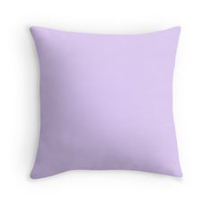 'Beautiful Cushions/ Plain Light Grey' Throw Pillow by ozcushions Pink Throws, Grey Throw Pillows, Neutral Pillows, Pastel Purple, Blush Pink, Lilac, Aqua Blue, Blue Green, Lavender
