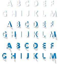New identity for The Kröller-Müller Museum by Edenspiekermann. #diecut #alphabet