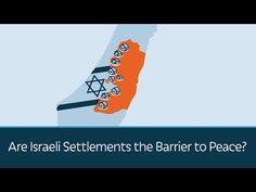 Are Israeli Settlements the Barrier to Peace? -Reasons for the legitimacy of Israel-- PragerU YouTube