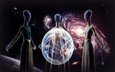 👽 - UFOs & Aliens - Human civilization is undoubtedly approaching a threshold with which it will have to deal. We live in suspenselong times since our existence gives us . Interstellar, Ufo, Aliens, Alien Soldier, Conscience Collective, Human Puppet, Illusion, Golden Ratio In Design, Alien Ship