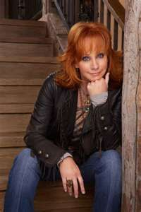 Reba McEntire I lov eher Reba show.. cant see the re-runs enough.. better actress than a singer! She is a funny lady!