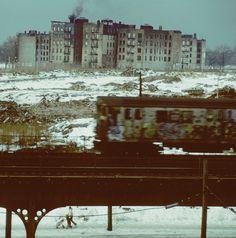 NY in the 80s 77    South Bronx circa 1980.