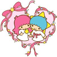 I remember these... Little Twin Stars!