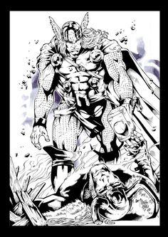 Thor vs. Loki - Marcio Abreu