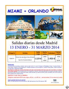 EE.UU. combinado Miami + Orlando de Enero a Marzo 2014 desde 1.129€ ultimo minuto - http://zocotours.com/ee-uu-combinado-miami-orlando-de-enero-a-marzo-2014-desde-1-129e-ultimo-minuto/
