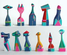 emmamargareta:    sculptures «Pepa Prieto