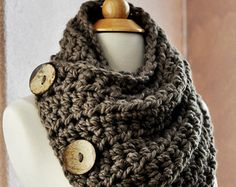 Shop for scarf on Etsy, the place to express your creativity through the buying and selling of handmade and vintage goods. Boston Harbor, European Fashion, Scarf Styles, Crochet, Etsy, Warm, Grande, The Originals, Stylish