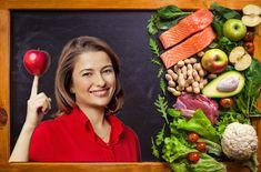 5 Weight Loss in 1 Week with Ayça Kaya Diet - Dietetic - Ayça Kaya diet offers 5 kilos slimming in a week in a healthy and clean way. 1 week diet list and - Ovo Vegetarian, Vegetarian Appetizers, Vegetarian Recipes, 1 Week Diet, Macrobiotic Diet, Kaya, Nutrition, Calories, Healthy Life