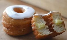 Cronut - croissant donut! Recipe included.