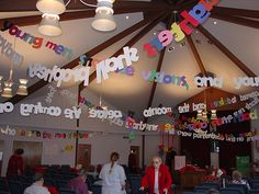 Love this idea for celebrating Pentecost