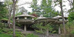 'The Mushroom House' Is Unlike Any Home You've Seen (PHOTOS)