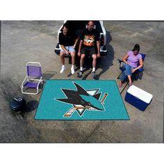 San Jose Sharks NHL 5x8 Ulti-Mat (60x96)