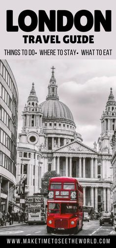 Wondering What to do in London on a weekend break? Read This! Our London Travel Guide has the Top Things to do in London + Where to Stay & What to Eat! ***************************************************************************** London   UK   London Thin