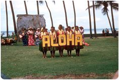 Aloha... This was the Kodak show... Our first hula experience in the 60's!!!! I don't know who wrote the last sentence but it is almost the same as I was gonna say. The only difference is the first time I was there was 1975. I loved that show.