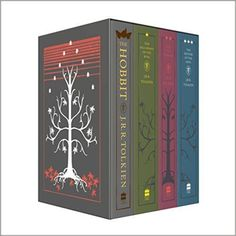 The Hobbit/The Lord of the Rings (Collectors Edition) by Tolkien. J. R. R. ( 2013 ) Hardcover: Amazon.com: Books
