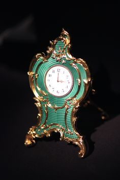 Would you look at the time? Our incredible Faberge exhibit has been open for nearly four weeks already--but have YOU seen it yet? This is one collection of glitz and glamour you don't want to miss!
