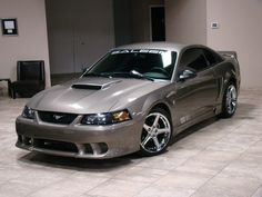 2002 Ford Mustang Saleen S281 2dr Coupe    www.ChicagoMotorCars.com