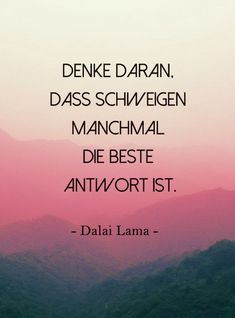 """Rat vom Dalai Lama: Die besten Zitate für jede Lebenslage Anyone who believes that religion is aloof and unworldly has never read the quotes of the Dalai Lama. Because from whom comes a quote like this: """"If you believe … Faith Quotes, True Quotes, Words Quotes, Best Quotes, Sayings, Strong Quotes, Quotes Quotes, Nicola Tesla, German Quotes"""