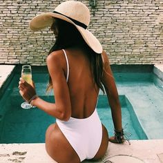 Mimosas for the weekend, who's ready? Hit us up for Simply Tan Specials 🔥 Photo Tips, Photo Poses, Reproduction Photo, Pool Photography, Beach Poses, Summer Aesthetic, Cute Swimsuits, Summer Pictures, Photo Instagram
