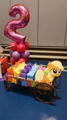 My Little Pony Birthday Party Ideas | Photo 1 of 13 | Catch My Party