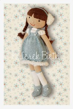 Crochet doll. (Inspiration).