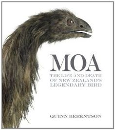 Moa: The Life and Death of New Zealand's Legendary Bird by Quinn Berentson Animals Of The World, Animals And Pets, Weird Looking Animals, Extinct Animals, Prehistoric Creatures, Creature Concept, Life And Death, Fantasy Creatures, Cartoon Drawings