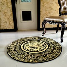 Octo Treasures is where artists, photographers, and commercial decorators go when they want their most important work printed and their most important spaces decorated.  Start creating your own customized wall art click the link for more info https://www.octotreasure.com  Style Your Home Today With This Amazing 2017 High Quality Acrylic Captain Round Rugs Living Room Doormat Cartoon Carpets Door Floor Mat for Bedroom Carpet Kids Room For $30.00
