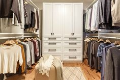 Love It Or List It Vancouver: Sharlene & David Walk In Closet