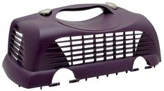 cat Cargo Top Hatch Left Door for Cabrio Cat Carrier, Burgundy * Quickly view this special cat product, click the image : Cat Cages, Carrier and Strollers