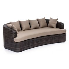 Cove Beach Lounge Set by Zuo Modern 703060