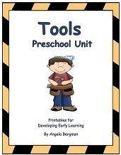 Free 66-page Preschool Unit