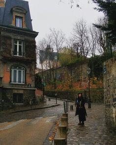 Montmartre   Paris -  France