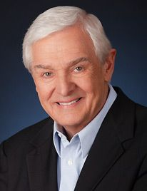 Dr. David Jeremiah - His intelligent Bible based teachings are unwavering. His sermons/lessons do not cater to the world, to popular opinion; rather, his teachings are completely grounded in the unchanging word of God.