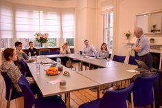 V edycja - styczeń 2020 Master Class, Conference Room, Oxford, Table, Furniture, Home Decor, Decoration Home, Room Decor, Tables