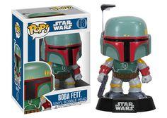 Pop! Star Wars: Boba Fett | Funko