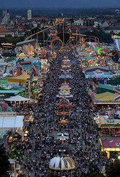 Oktoberfest ~ München