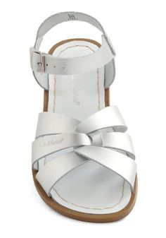 30 glitter shipped Salt Water Outer bank Sandal, new unworn. Nice comfy walking sandal, listed as a 9 Wide, but I think these are a 9.5 or even small 10.