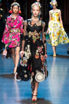 Dolce & Gabbana - Pasarela | Galería de fotos 14 de 93 | VOGUE
