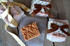 Peanut Butter Cheerio Bars - Cookin' Cowgirl