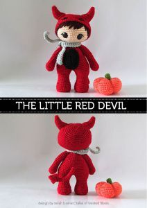 free - THE LITTLE RED DEVIL