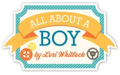 2013 CHA Release - Echo Park Paper - All About A Boy