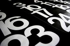 Stendig 2012 Calendar by Massimo Vignelli.
