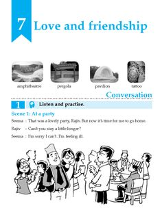 English Lesson Grade 8 Love And Friendship English Writing Skills, English Reading, English Book, English Lessons, Teaching English, English Grammar Worksheets, Reading Stories, Reading Comprehension, English Language
