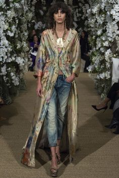 Ralph Lauren Spring 2017 Ready-to-Wear Fashion Show Collection