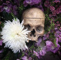 Screaming Skull, Skulls, Vanity, Beautiful, Art, Dressing Tables, Art Background, Powder Room, Kunst