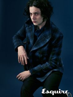 The Master: The Jack White Interview ~ Esquire UK Edition