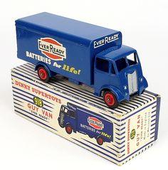 Dinky Toys 918 Guy Van EverReady