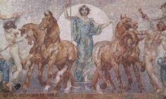Scuola Mosaicisti del Friuli, Spilimbergo, Italy- Mosaic School, Rome, Italy