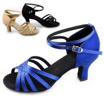 De la Mujer Brillante Salón de baile Zapatos de baile Zapatos latinos 3 Colores